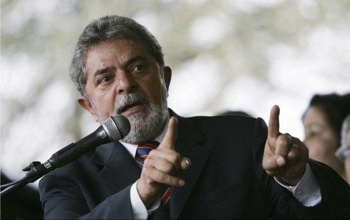 Resultado de imagen para La Policía de Brasil presentó cargos contra Lula da Silva por corrupción y lavado de dinero
